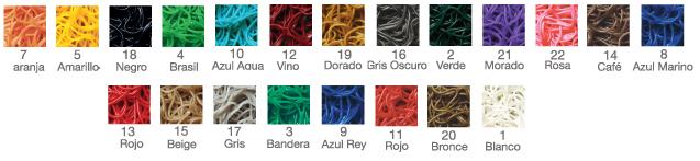 Colores de tapetes para esterior
